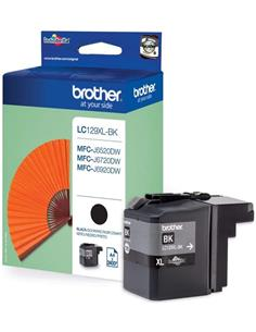 BROTHER Tinta LC129XL Negra Para MFC-J6520DW,J6720,J6920