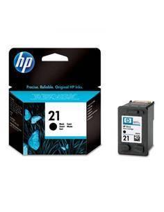 HP Tinta 21 Negra Para 3920, 1410