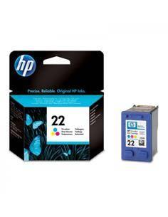 HP Tinta 22 Color Para 3920, 3940, D1360, D1460, D1470, D1560, D2330, HP FAX 3180