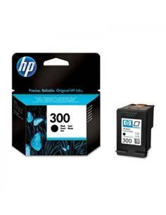 HP Tinta 300 Negra Deskjet D1660, D2560, D2660, D5560, F2420, F2480, F2492, F4210, F4224, F4272, F42