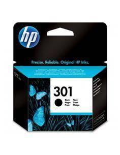 HP Tinta 301 Negra CH561EE Para Deskjet 1050, 2050