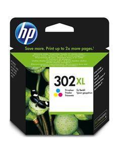 HP Tinta 302XL Color para HP 1110, 2130, 3630, 3830, 4650, 4520