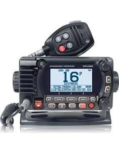STANDARD HORIZON GX1300E Emisora DSC Banda Marina VHF 25W,ITU CLASE D.SUMERGIBLE IPX8,