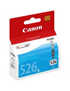 CANON Tinta 526 Cian 9Ml Pixma IP4850, IP4950, IX6550, MG5150, MG5250, MG5350