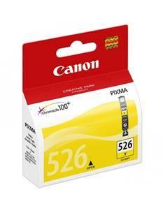 CANON Tinta 526 Amarillo 9ML Pixma IP4850, IP4950, IX6550, MG5150, MG5250, MG5350