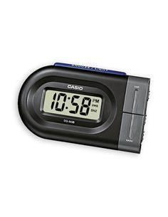 CASIO Reloj Despertador Digital DQ-543B-1 Negro