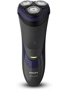 PHILIPS Afeitadora De Barba S3120/06 Series 3000