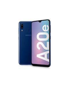 "SAMSUNG Telefono Movil GALAXY A20e SM-A202F/DS Azul Dual Sim, 5.8"", 32Gb, 3Gb Ram,13+5+8Mp,Octa Core"