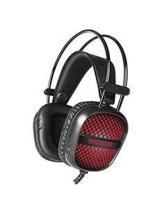 MARVO HG8941 Scorpion Auriculares Estereo de Casco Gaming, Microfono, Backlight 7 colores