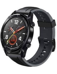 HUAWEI Smartwatch Reloj Inteligente GT 46mm Silicona Negro