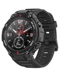 AMAZFIT Reloj Smartwatch Bluetooth T-REX 47mm GPS, 20 Dias De Bateria Negro