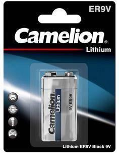CAMELION Pila 9V Litio 1200Mah ER9V