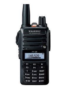 YAESU Emisora Portatil VHF FM FT-25R/E