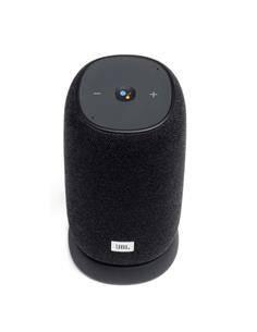 JBL Alavoz Bluetooth 360º LINK PORTABLE Con Manos Libres, IPX7,Cmpatible AirPay 2 Negro