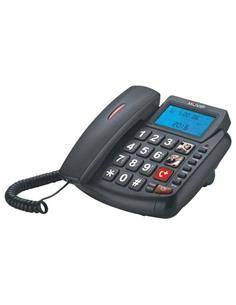 MUVIP Telefono Sobremesa BIGPHONE MV0170 Teclas Grandes