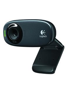 LOGITECH Webcam  C310 5 Mpx Fotos, HD 720P, Microfono Incorporado
