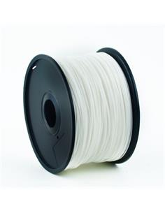 Bobina Filamento PLA 3mm Blanco Para Impresora 3D