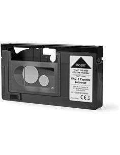 NEDIS Cinta Adaptadora VHS-C VCON100BK