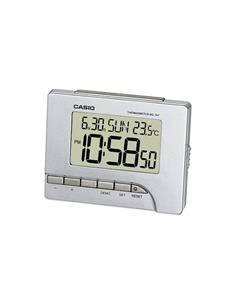 CASIO Reloj Despertador Digital DQ-747 Fecha + Termometro