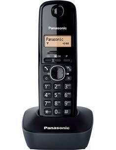 PANASONIC Telefono Inalambrico KX-TG1611 Negro