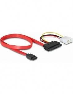 DELOCK 84230 Cable HDD SATA 22pin a 7Pin + 4Pin