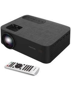 "PRIXTON Proyector Lumiere 1080 Full HD 5000Lm, 2xHDMI Hasta 150"",Altavoz Integrado"