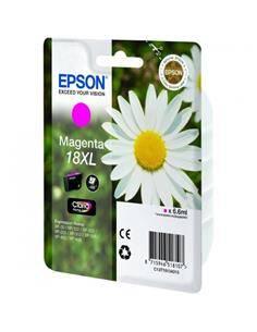 EPSON Tinta 18XL Magenta Para XP-30, XP102, XP302
