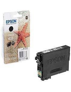 EPSON Tinta 603 Negra Para XP-2100/XP-2105/3100/2810/2830/2850