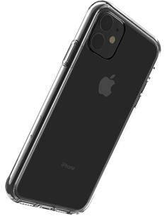 DEVIA Funda IPHONE 11 Pro Tpu Transparente Dura Shark4 Shockproof