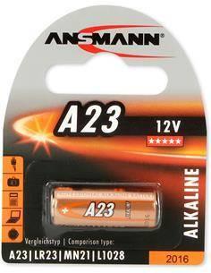 ANSMANN Pila A23 Alkalina 12V