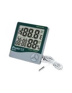 PROSKIT Medidor Digital Temperatura/Humedad Ambiente NT-312 CON SENSOR PARA EXTERIORES