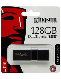 KINGSTON Pendrive 128Gb Usb 3.1/3.0/2.0 Datatraveler 100