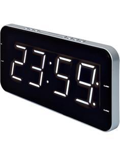 ROADSTAR Radio Reloj Despertador CLR-2615 Con Doble Alarma,Funcion Sleep