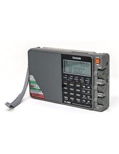 TECSUN PL-880 Radio Digital Mundial 3050 memorias usb/lsb