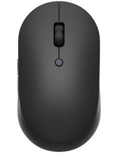 XIAOMI Raton Inalambrico Mi Dual Mode Negro Edicion Silencioso/Radio frequencia+Bluetooth