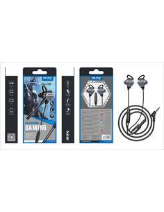 MTK Auriculares Gaming Estereo Con Microfono CT021