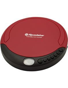 ROADSTAR Reproductor Discman PCD-435CD Negro