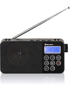 ROADSTAR Radio Portatil AM/FM/SW TRA-2340PSW Negro