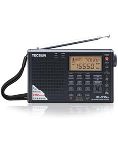 TECSUN Radio Portatil Multibanda PL-310ET FM/MW/LW/SW