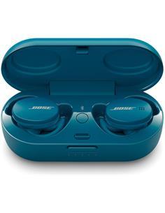 BOSE Auriculares Bluetooth QUIETCOMFORT EARBUDS Azul Con Estuche de Carga y Cancelacion De Ruido