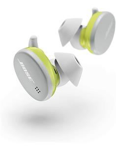 BOSE Auriculares Bluetooth SPORT EARBUDS Blanco Con Estuche de Carga Resistente al Sudor