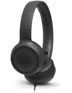JBL Tune 500 Auriculares Estereo Casco con Microfono Negro