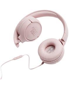 JBL Tune 500 Auriculares Estereo Casco con Microfono Rosa