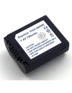 FERSAY Bateria para PANASONIC CGA-S006 7.4V 750mAh  E-PL306