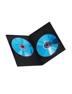 HAMA Pack De 5 Funda De DVD Slim 2X