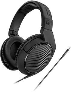SENNHEISER Auricular Casco Cerrado Profesional de Estudio HD 200 PRO Con Cable 2Mtrs,Jack 3.5mm