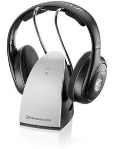 SENNHEISER Auricular de Casco Inalambrico Para TV RS 120 II Con Base de Carga