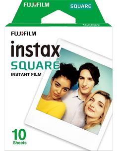FUJIFILM Papel para Camara Instax Square 10 Hojas
