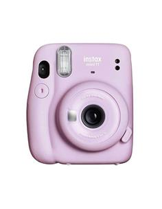 FUJIFILM Kit Camara Instax Mini 11 Lila+ 20 Hojas+Album Mr Wonderful