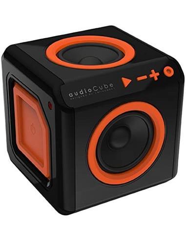 AUDIO CUBE Altavoz Bluetooth Con Sonido 360º Aux A Corriente